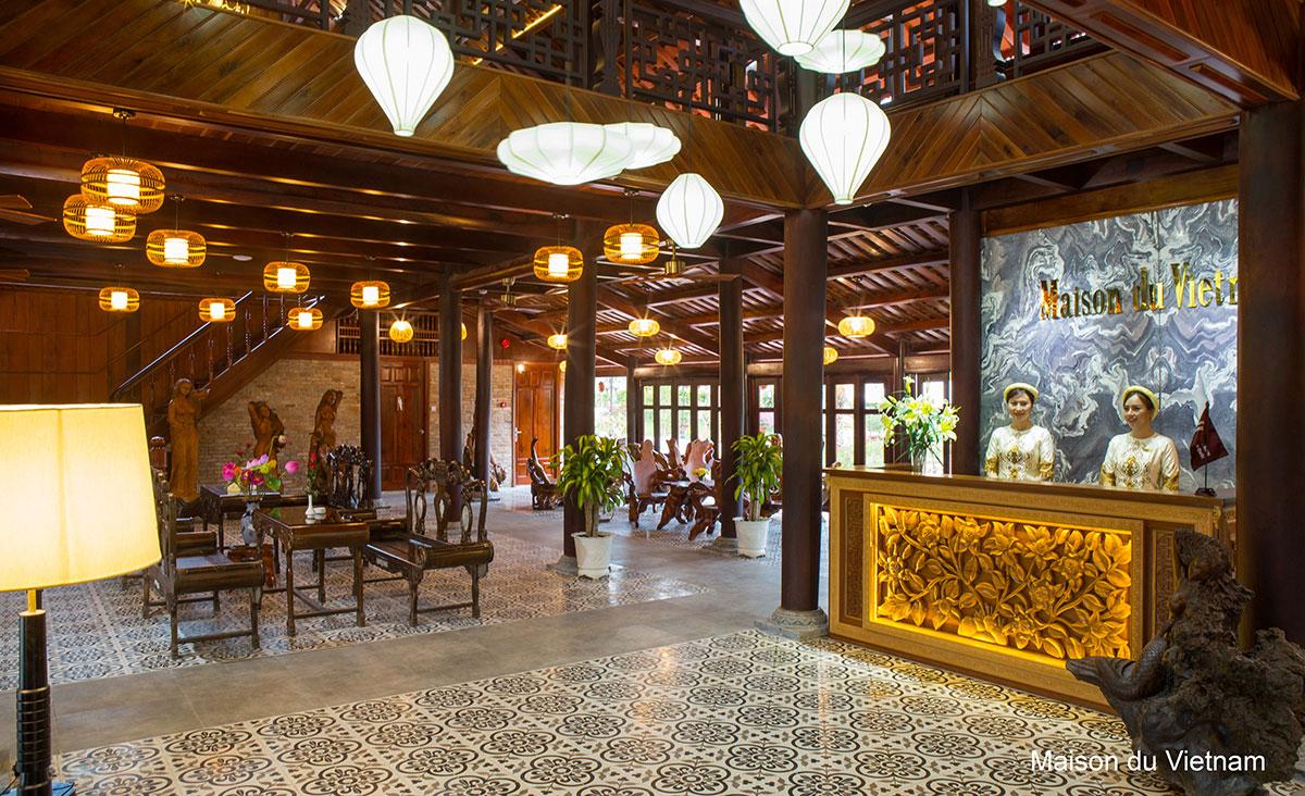 WELCOME TO MAISON DU VIETNAM