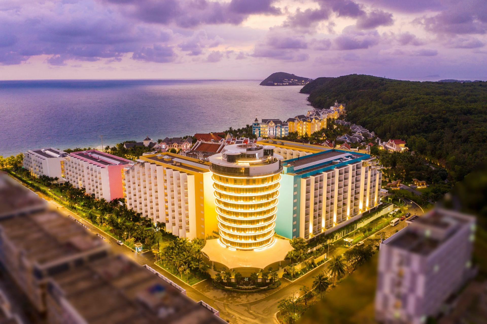 GRAND WORLD PHÚ QUỐC UNITED CENTER - Khai trương siêu quần thể giải trí, nghỉ dưỡng tại Phú Quốc