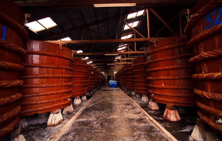 Làng nghề truyền thống nước mắm Phú Quốc